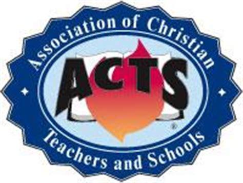 overland christian school 346   ACTS Logo