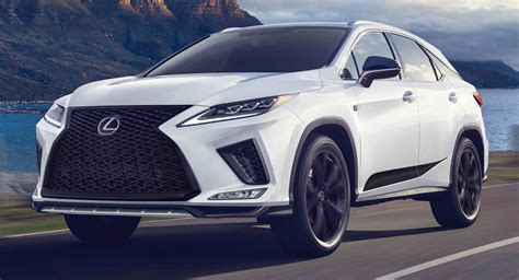 All-New 2021 Lexus RX from $50,635 In The U.S. - Autos Hoy