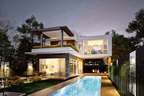A Set Of Extraordinary Exteriors by Beautiful Places Homedesigning A Set Of Extraordinary