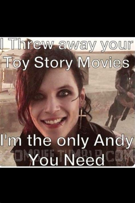 Andy Biersack Memes - chapter 81 andy biersack quotes
