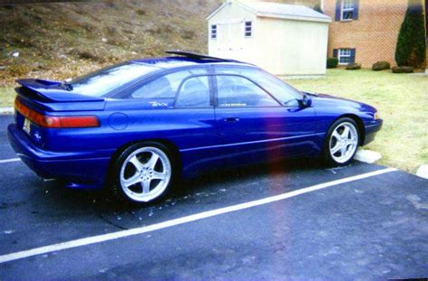 Subaru Alcyone SVX: l'étoile filante de la Pleïade ...