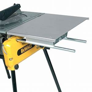 Dewalt Table Saw Extension