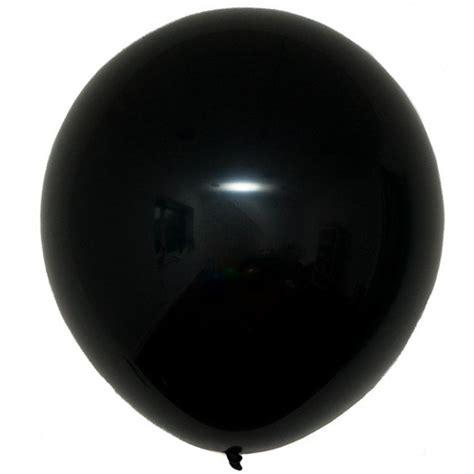 black balloon 2 60 cm candle cake shop