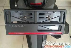 Jual Dudukan Plat Nomor Motor Honda Di Lapak Benny