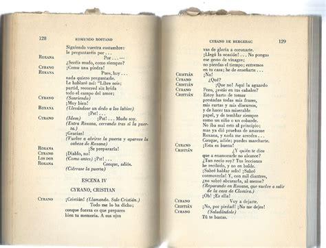 Testo Cyrano - libro cyrano de bergerac 1951 200 00 en mercado libre