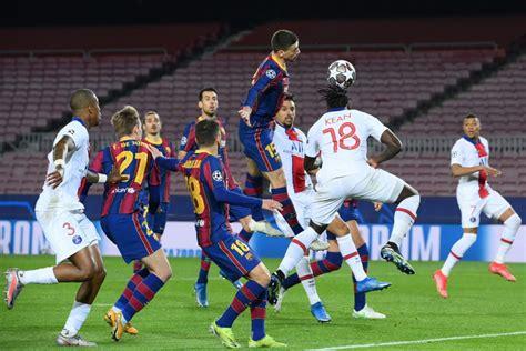 Lenglet With 6, Ter Stegen Gets 7 | Barcelona Player ...