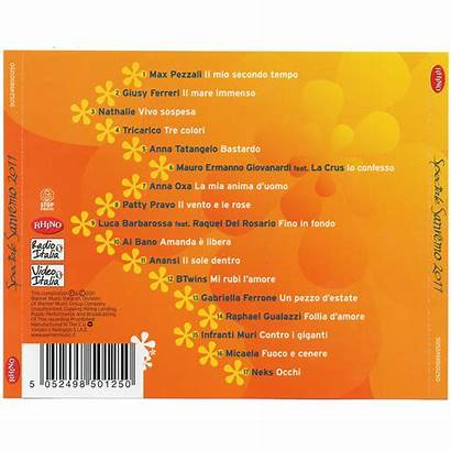Sanremo Speciale Album