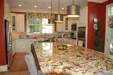 10 foot island !   Traditional   Kitchen   dc metro   by