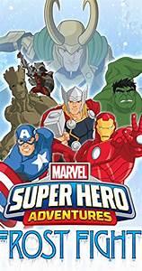 Marvel Super Hero Adventures: Frost Fight! (Video 2015) - IMDb