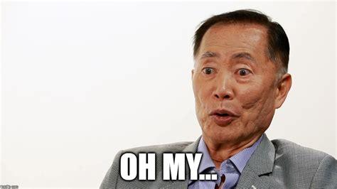 George Takei Oh My Meme - bad pun squidward imgflip