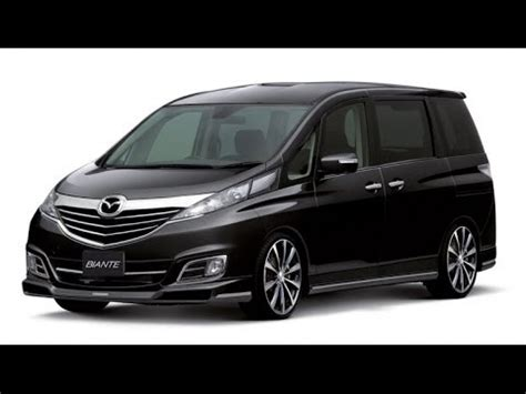 Review Mazda Biante by All New Mazda Biante 2013 Review