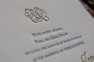 letterpress wedding invitations letterpress wedding invites born to be a