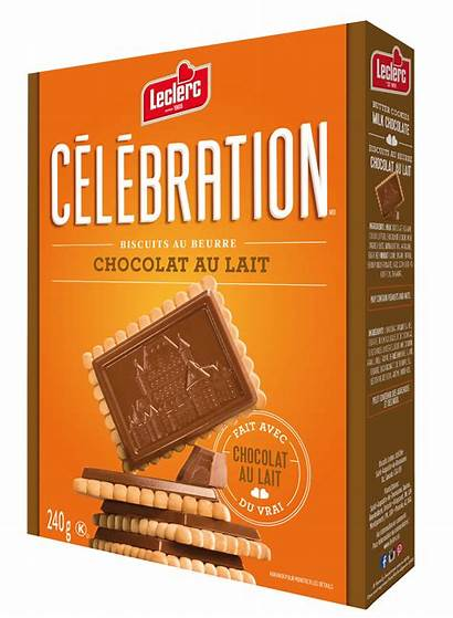 Cookies Leclerc Chocolate Celebration Butter Milk Canada