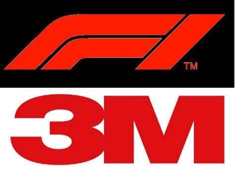 Stationary Brand 3m Opposes F1 Logo