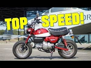 Honda Monkey 125 : 2018 honda monkey 125 top speed youtube ~ Melissatoandfro.com Idées de Décoration