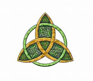 Triquetra, The Celtic Trinity Knot Symbol and Its Meaning ...