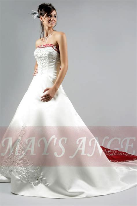 Grace Kelly White And Red Wedding Dress Grace Kelly