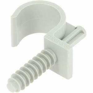 Etiquette Cable Electrique : attache plastique simple pour gaine o22 les 100 85104 ~ Premium-room.com Idées de Décoration