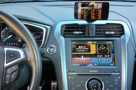 Ford Sync Touch 800x384 Wallpaper, Ford Focus Mft