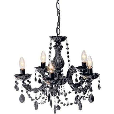 buy collection inspire chandelier 5 light ceiling fitting