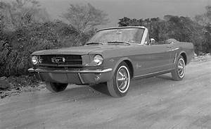 1964-1/2 Ford Mustang   Review   Car and Driver