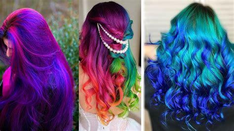 Everyday Creative Diy Hair Color Ideas Girls Highlight