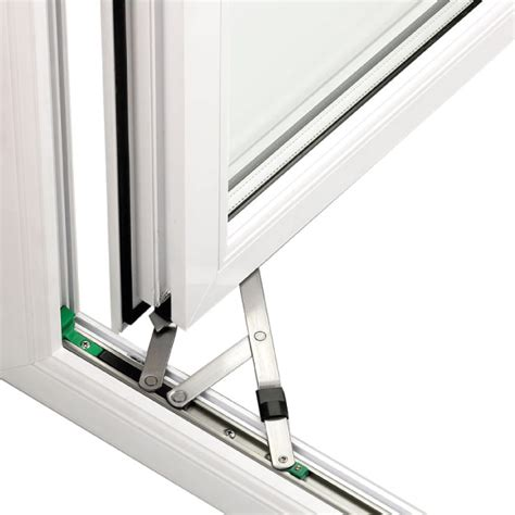 window hinges  friction stays