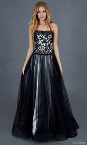 popular black ampwhite wedding dress with black lace With buy black wedding dress