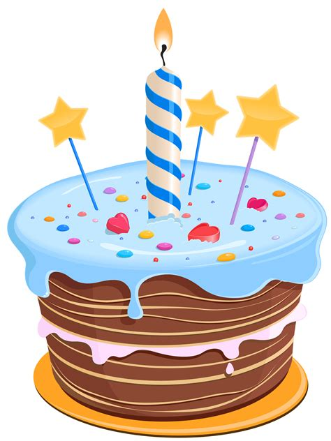 birthday cake  stars png clipart gallery yopriceville high quality images