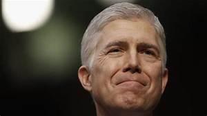 US Senate confirms Neil Gorsuch to Supreme Court   USA ...
