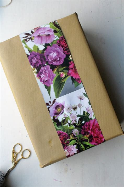 5 Gift Wrapping Ideas With Brown Paper