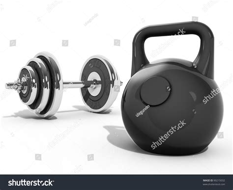 kettlebell hantel dumbbell shutterstock body upper workout fotosearch
