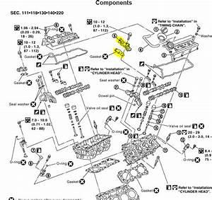 2002 Maxima Has Po011 Error Code Camshaft Position