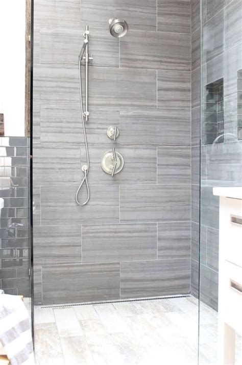 gray tile bathroom ideas 40 gray shower tile ideas and pictures bathroom reno