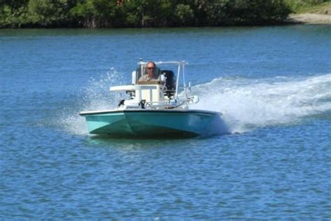 Bossman Boats by New 2015 16 Skimmer Bossman Edition New Smyrna