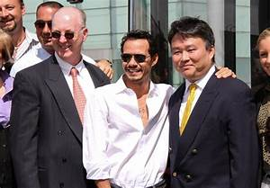 Marc Anthony David Chien Photos Photos - Marc Anthony ...