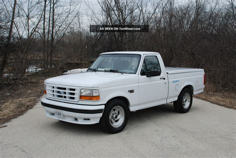 1995 Ford F 150 by 1995 Ford F 150 Svt Lightning