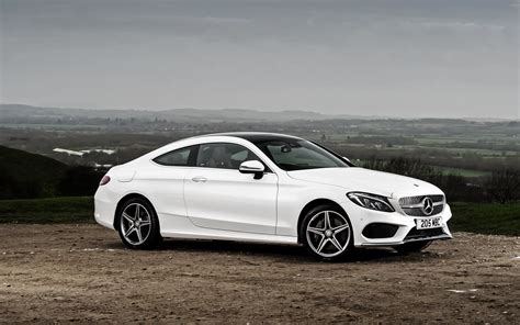 Mercedes C Class Coupe Hd Picture by Wallpapers Mercedes C Class 2017 Amg C205