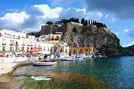Lipari Island Sicily Italy