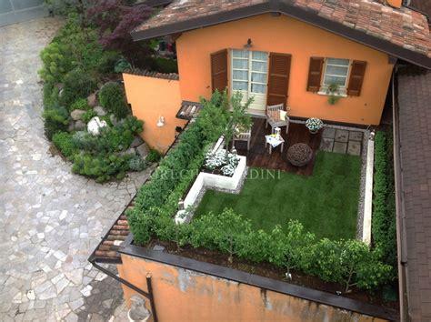 giardini in terrazza terrazza a brescia giardino pensile i nostri lavori