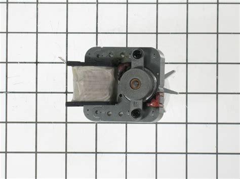 whirlpool wp motor fan appliance parts expert