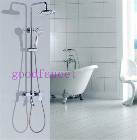 Shower Head Attachment For Bathtub Faucet by Online Get Cheap Luxury Tub Shower Combo Aliexpress Com