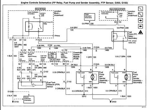 01 Silverado Wiring Diagram by I A 2001 Chevy Silverado 2500hd Vortec 6000 With An