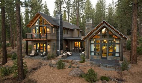 country style house plans out of town cottage located in the woods