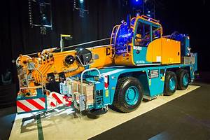 Featured Crane  Demag Ac 45 City All