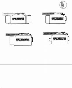 Chamberlain Garage Door Opener 1155  2hp User Guide