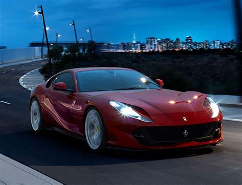 812 Superfast: Shift to the 12th Dimension - Ferrari.com