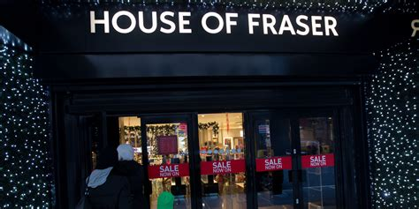 House Of Fraser Bought Out By Chinese Conglomerate