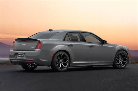 2017 Chrysler 300s Gains Sport Appearance Packages