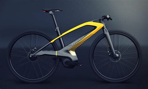 Peugeot Bicycle Models by Peugeot Edl 132 Concept E Bike